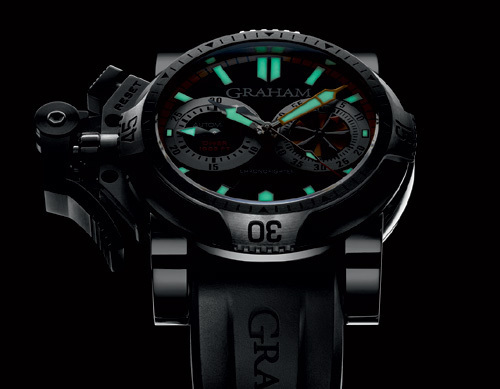 Graham Chronofighter Oversize Diver