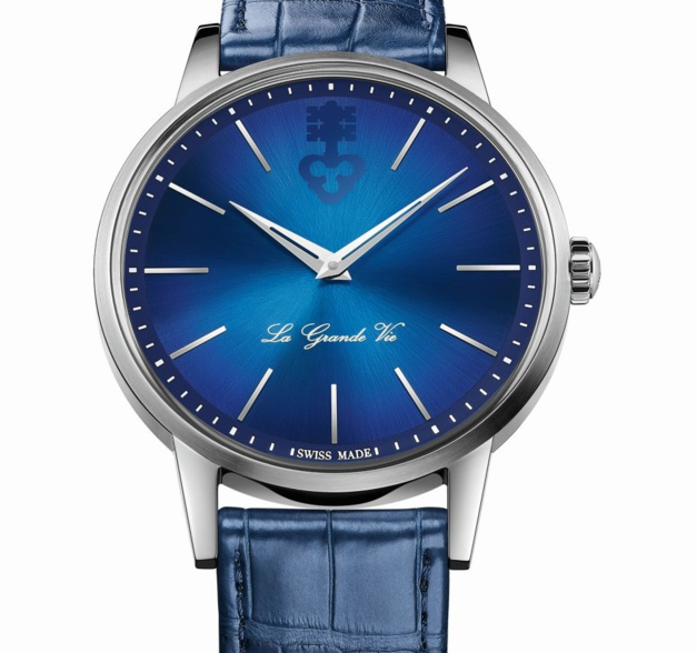 Corum La Grande Vie : montre de dandy