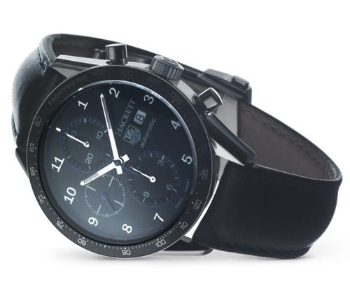 TAG Heuer et Hackett : un duo pour deux montres cosignées en séries limitées