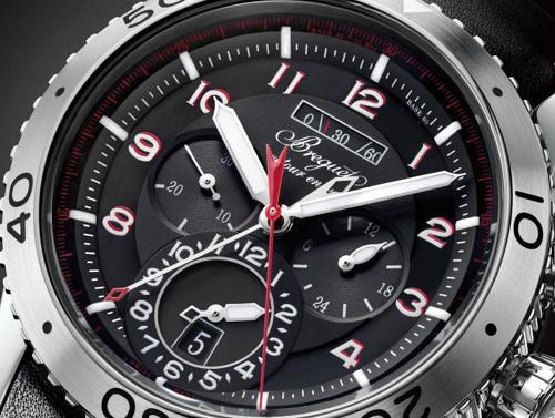 Breguet Type XXII 10 Hz : pour un chrono deux fois plus précis…