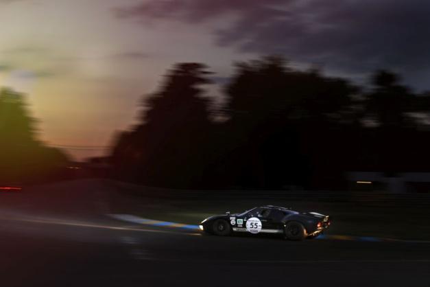 Richard Mille dévoile sa RM 11-03 Le Mans Classic