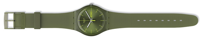 Swatch New Gent Collection : vous en rêviez, Swatch l'a fait
