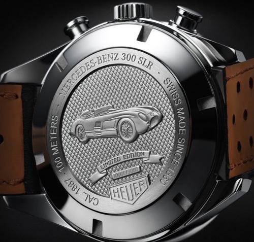TAG Heuer 300 SLR Calibre 1887 Chronograph : vintage à l'extérieur et avant-gardiste à l'intérieur