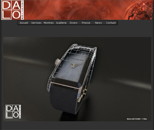 Dalo Création : portrait de Philippe Moser, designer genevois au service des marques horlogères