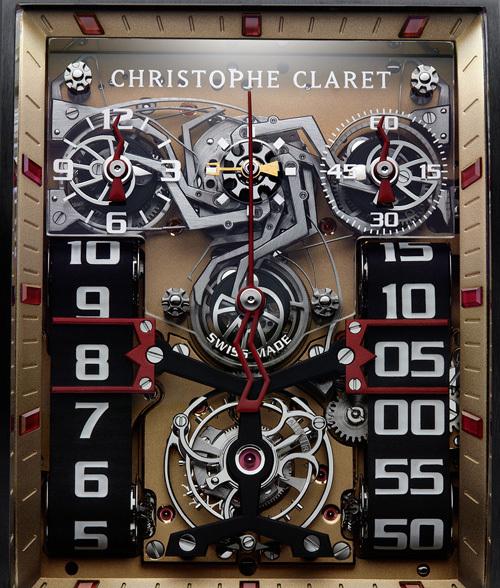 DualTow : Christophe Claret célèbre les vingt ans de sa marque éponyme