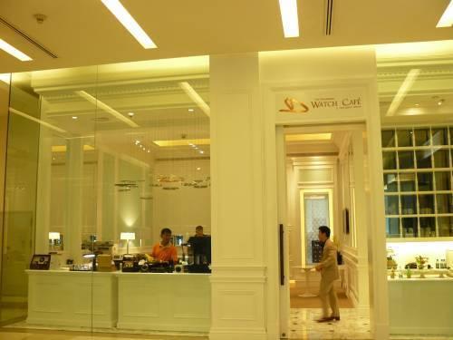 Le Watch Café de Bangkok