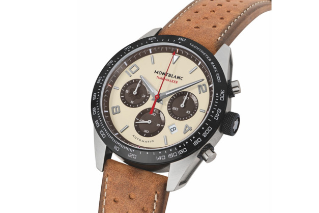 Goodwood Festival of Speed : deux éditions limitées Montblanc Timewalker