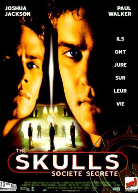 The skulls, société secrète, DR