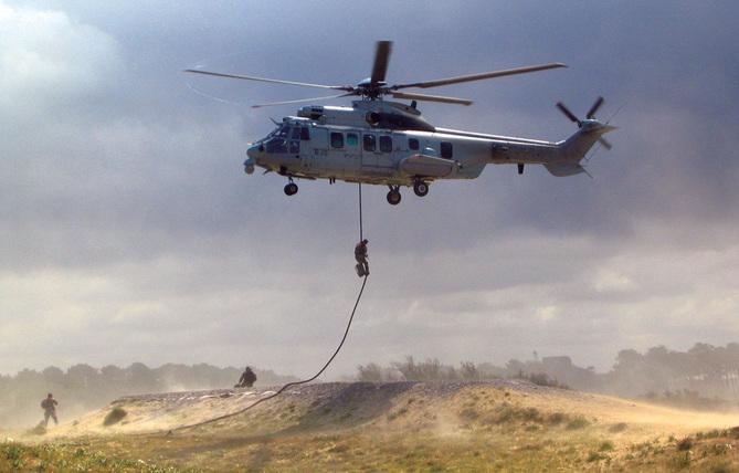 Oris 4e RHFS Limited Edition : un garde-temps testé par le 4ème Régiment d'Hélicoptères des Forces Spéciales