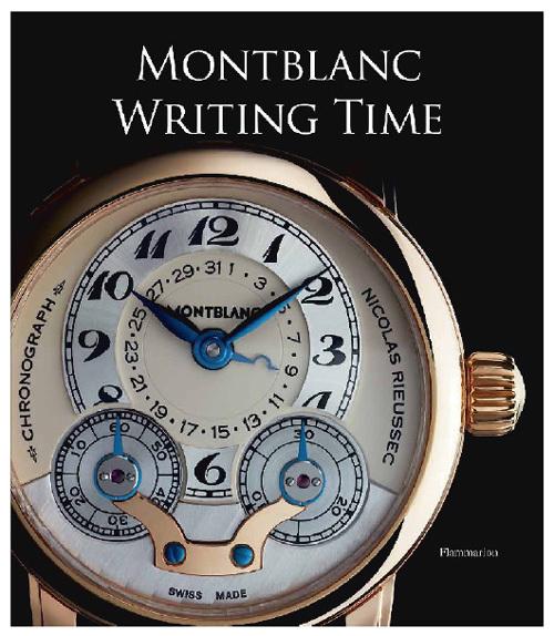 Ecrire le Temps Montblanc