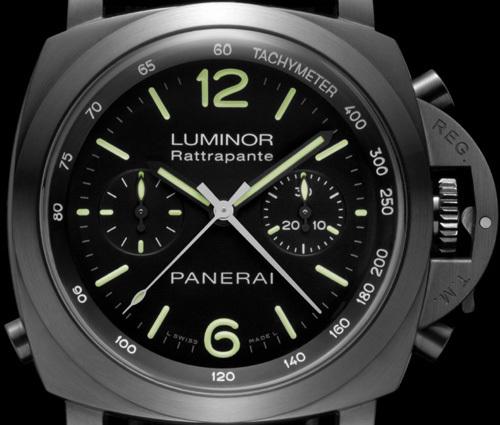 PAM 00357 : Officine Panerai réalise une série ultra limitée de 75 pièces avec Dubail