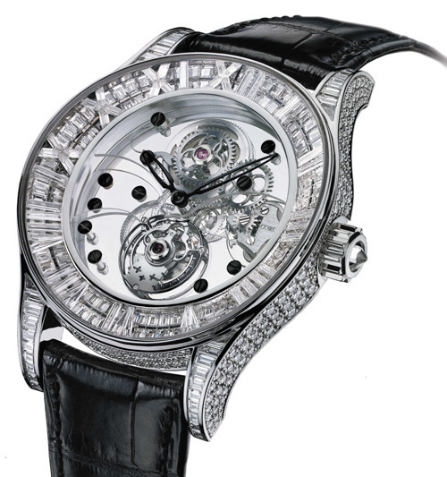 Corum Romvlvs Billionaire Tourbillon