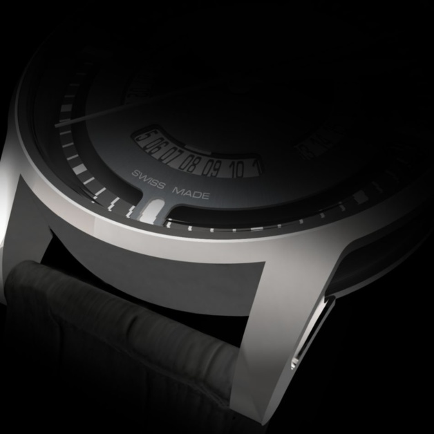 Louis Chevrolet lance une montre automatique à 500 euros sur Kickstarter