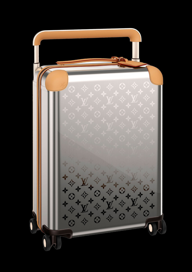 Somptueux coffret à montres en titane chez Louis Vuitton pour la rentrée