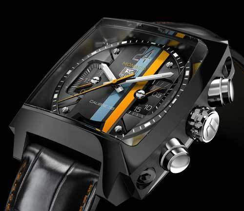 Monaco Twenty Four Calibre 36 Chronograph : de la commercialisation d'un concept-watch