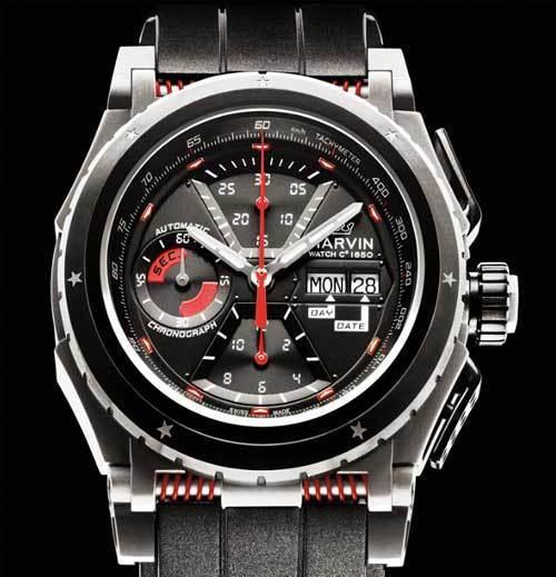 Marvin : lancement d'un modèle en série limitée avec Sébastien Loeb