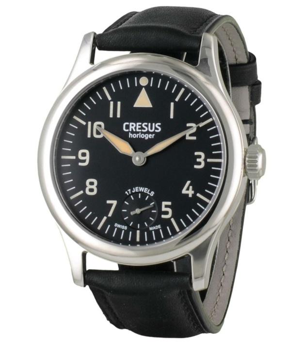 Militare : la montre militaire selon Cresus