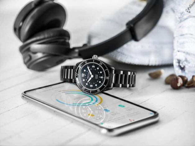 Alpina Comtesse Horological Smartwatch : pour femme connectée et à l'heure