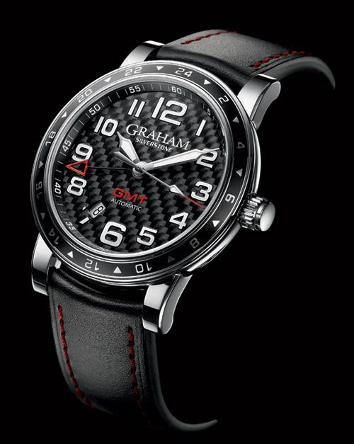 Graham Silverstone Time Zone : la plus petite de toutes