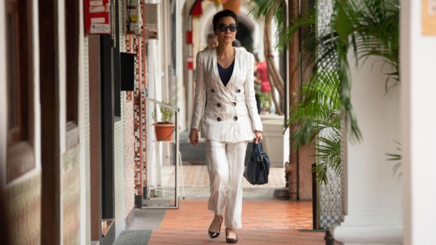 Crazy rich asians, Michelle Yeoh, Richard Mille