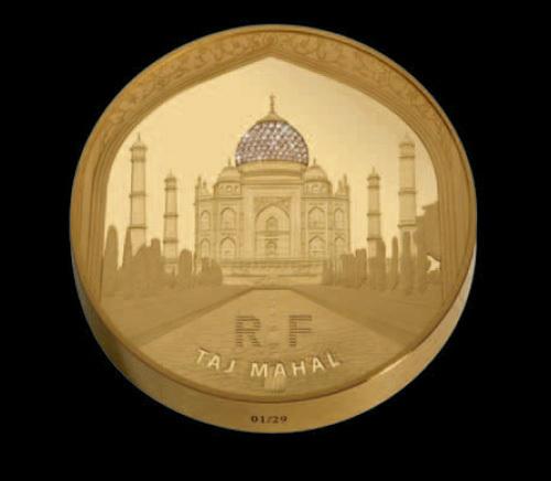 Taj Mahal, crédit photo Philippe Gontier - Jean-Jacques Castaing