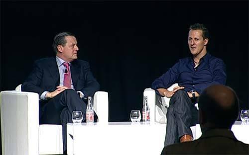 Michael Schumacher ambassadeur Audemars Piguet