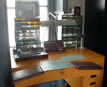 STH à Paris : l'atelier incontournable pour les réparations de montres vintage