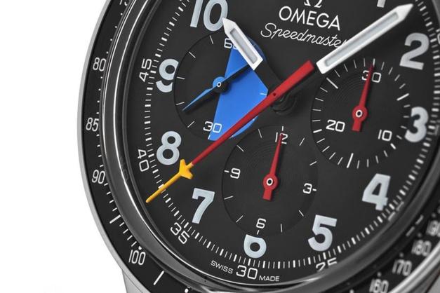 Omega Speedmaster Hodinkee : 500 exemplaires en 18 minutes