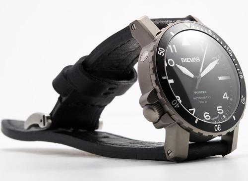 La montre Dievas Vortex arrive chez Timefy.com : entretien avec Benoit Chopin, directeur du site Internet