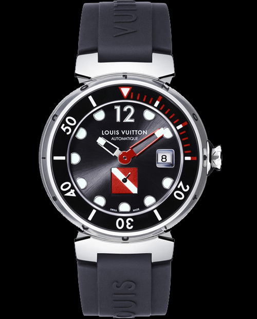 Louis Vuitton Tambour Diving II