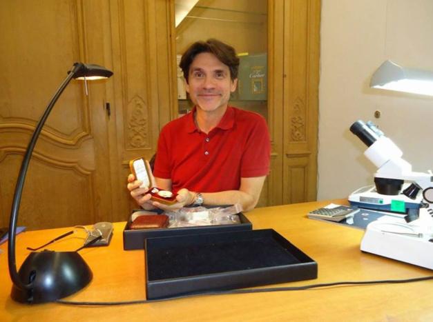 Alexis Francis-Boeuf : un expert horloger en trois questions