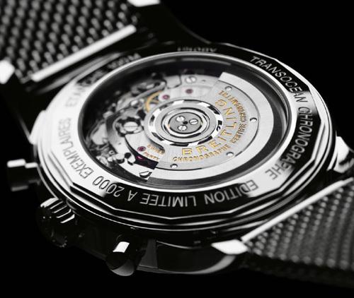 Breitling Transocean Chronograph Limited : un tout nouveau modèle pour un envol de première classe…