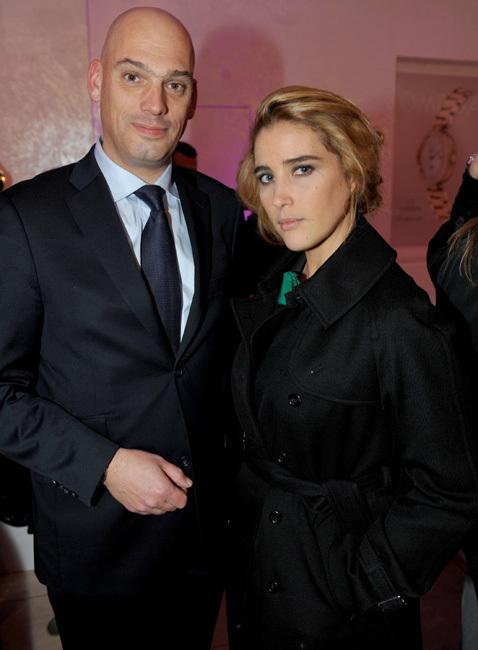 Frédéric Bondoux et Vahina Giocante