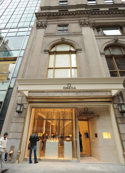 Omega New York