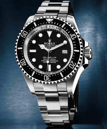 Mission Deepsea Under the Pole by Rolex : au Pôle Nord, seule la Rolex Sea-Dweller Deepsea n'a pas gelée…