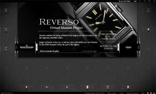 Reverso Virtual Museum… l'amour de la Reverso en partage