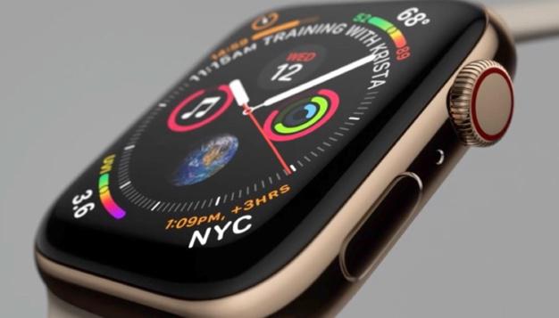 Apple Watch Series 4 : une montre connectée résolument orientée e-santé