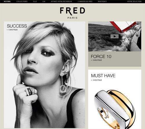 Fred : ouverture d'une e-boutique sur le web et d'une boutique dans le Marais