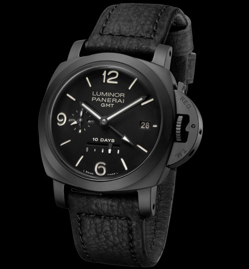 Officine Panerai Luminor 1950 10 Days GMT Ceramica