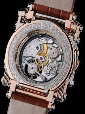 Manufacture Royale : une jeune marque horlogère qui rend hommage à Voltaire