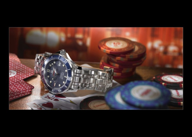 La Seamaster de Bond dans Casino Royale