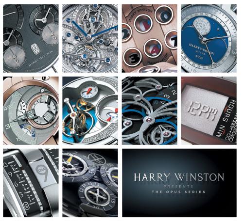 Harry Winston 2001/2010 : l'épopée Opus