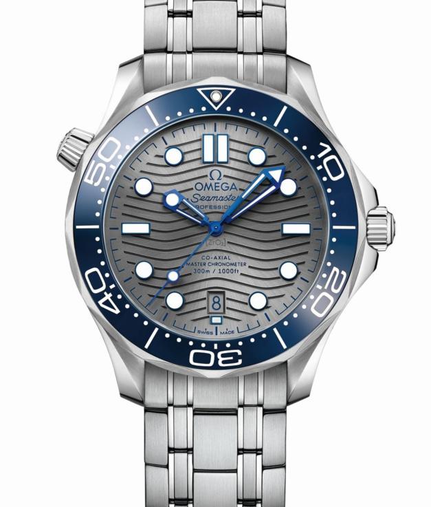 Omega : une Seamaster Diver 300M nouvelle génération