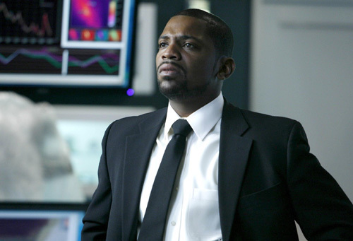 Lie to me, Mekhi Phifer, DR