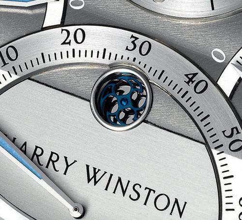 Harry Winston Ocean Chronograph tri-rétrograde