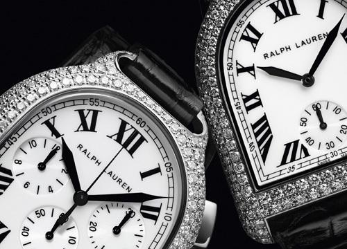 Ralph Lauren Stirrup : une montre en forme d'étrier qui s'inspire de l'univers de l'équitation
