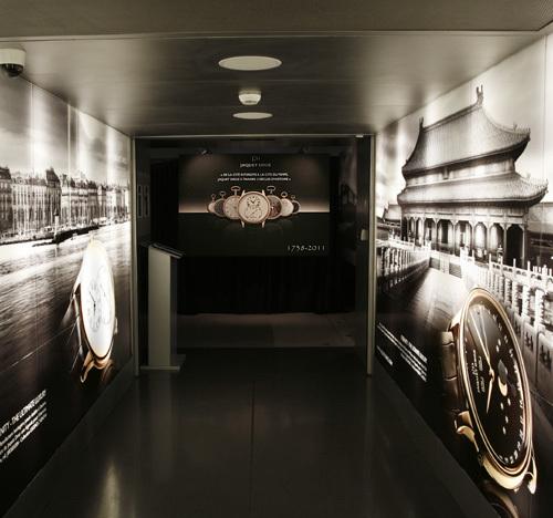 Jaquet Droz : de la Cité du Temps à la Cité Interdite, exposition horlogère à Genève