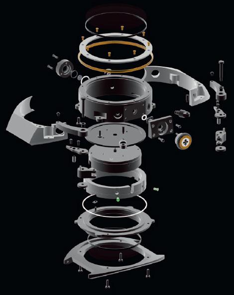 Le Jules Verne Instrument Louis Moinet : montre au design le plus innovant à Kuala Lumpur