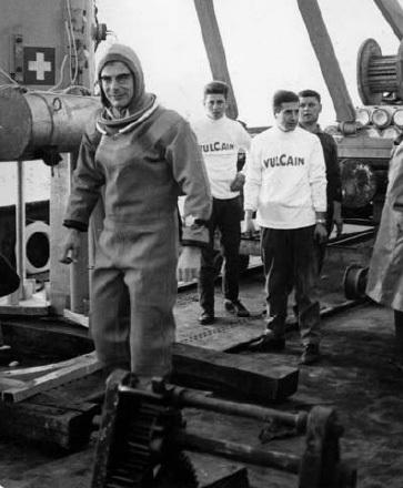 Vulcain Cricket Nautical : retour sur l'histoire d'une plongeuse qui sonne sous l'eau