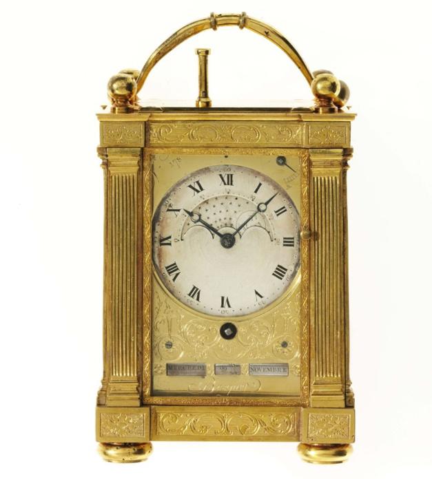 Breguet horloge no 178, château de Prangins en Suisse